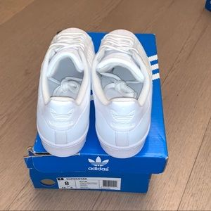 adidas Shoes - Adidas Superstar White